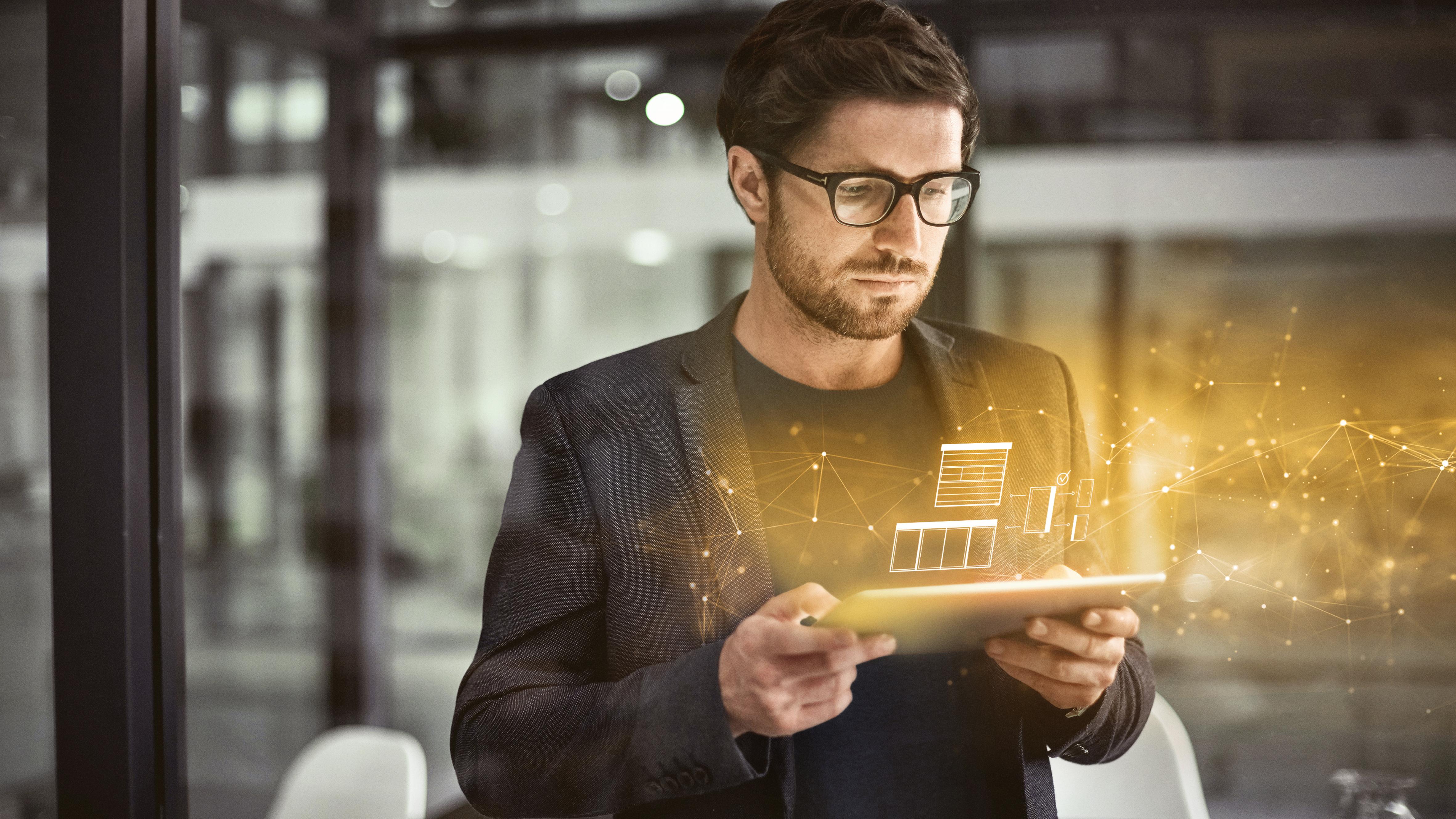 ASSA ABLOY Insight: Das neue Schnelllauftor ist IoT-ready