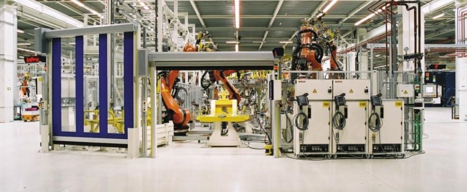 Maschinenschutztore: Schutz für Personen und Steigerung der Produktivität